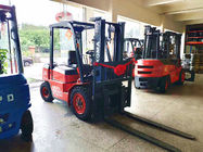 Compact Structure 3 Ton Forklift 3000mm Max Lifting Height With Superior Passage Capacity