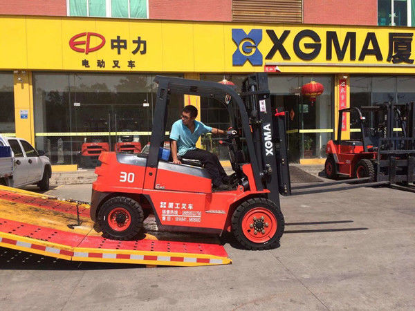 High Performance 3 Ton Large Capacity Forklifts Imported Powerful Engine